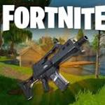 Fortnite Adding New Weapon Tomorrow