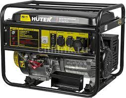 Купить <b>Бензиновый генератор HUTER DY9500LX</b>, 220 В, 8кВт в ...