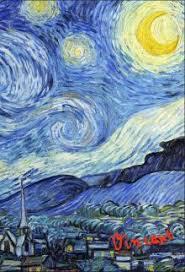 """""""<b>Обложка для паспорта</b>. Ван Гог. Звёздная ночь"""" купить   ISBN ..."""