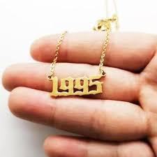 <b>90s Baby</b> Custom Year <b>Necklace</b> in 2019 | Baby, <b>Jewelry</b>, Earrings