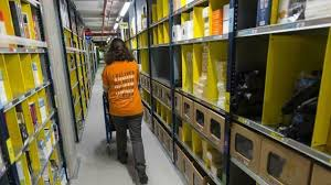 Amazon progresse, la concurrence aussi - Quimper.maville.com