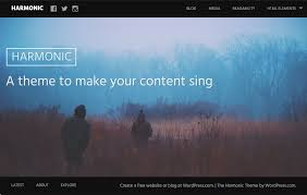 sites for bands and musicians wordpress com personalize your theme by adding your own logo and background image we also have over 380 other attractive themes in our theme showcase that could be the