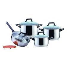 <b>Набор посуды Bekker</b> BK-2864 De Luxe, 9 предметов — купить в ...