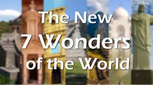 the new wonders of the world hd  the new 7 wonders of the world hd 2017