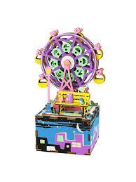 """Музыкальная шкатулка """"Колесо обозрения"""" <b>DIY house</b> 4966461 в ..."""