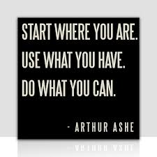 Finest 21 powerful quotes by arthur ashe picture French via Relatably.com