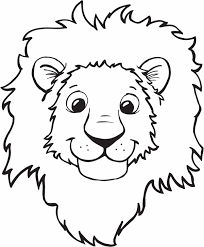 Small Picture Best Lion Coloring Pages Free Downloads For Yo 1105 Unknown