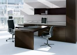 stunning modern executive desk designer bedroom chairs: furniture appealing wooden table office with black swivel side chair as well as white floor design ideas great wooden computer chair with beautiful