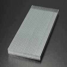 100x41x8mm <b>Aluminum Heat Sink Heat Sink Cooler</b> For <b>High</b> ...