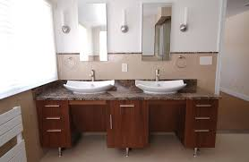 built bathroom vanity design ideas: frameless mirror master bathroom vanity ideas decoration custom built bathroom vanity