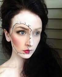 12 makeup looks that won 39 t give you nightmares brit co ed porcelain doll