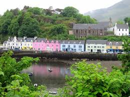 Cute <b>little village</b> - Review of Portree Harbour, Portree, Scotland ...