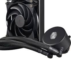 <b>Cooler Master Masterliquid</b> 240 AIO CPU Cooler Review   eTeknix