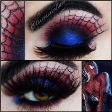 spiderman eyeshadow spiderman eye makeup spidey makeup spiderman nails spiderman yoda makeup spiderman makeup eye superman makeup marvel makeup