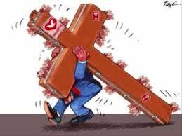 Resultado de imagem para símbolo da queda na igreja universal do reino de deus