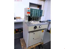 Used <b>Nagel Citoborma 490</b> paper hole drilling machine for Sale ...