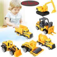 2.4Ghz RC <b>Excavator</b> Toy RC Engineering Car Alloy And <b>Plastic</b> ...