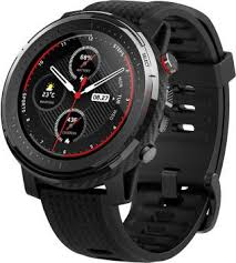 Huami <b>Amazfit Stratos 3</b> Smartwatch Price in India - Buy Huami ...