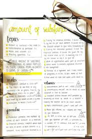 best ideas about chemistry notes organic hannah cerise this is my first studyblr post of my own making