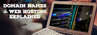Getting started learning about domain names & website hosting