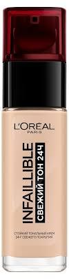<b>Тональный крем</b> «Infaillible» L'Oreal Paris, тон 25 светло-розовый ...