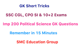 ssc cgl political science notes important questions ssc cgl 2017 political science notes 200 important questions