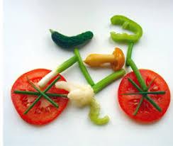La bicicleta vitamínica