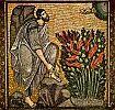 Античные мозаики. Византийские мозаики - varvar.ru