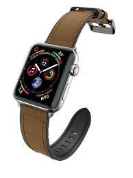 <b>Ремешок</b> Hybrid Leather для Apple Watch 38/40 мм x-doria ...
