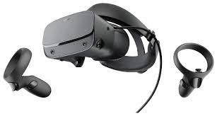 Шлем <b>виртуальной реальности</b> Oculus Rift S — купить по ...