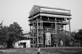 Bhopal Union Carbide plant
