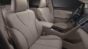 Toyota Venza Interior and Exterior - YouTube