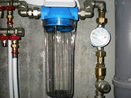 <b>Фильтр тонкой очистки воды</b> для сантехники в квартире и ...