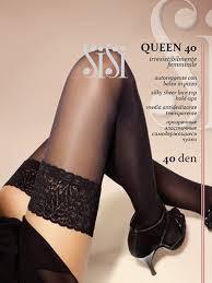 <b>Чулки</b> SiSi <b>Queen 40</b> - Купить недорого в интернет-магазине ...