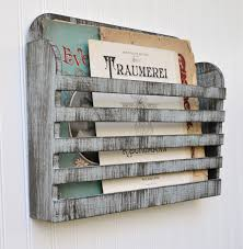 magazine rack wall mount: magazine rack bamboo kitchen holder dish drying font b rack b image of wire magazine rack wall mount