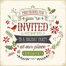 hand drawn holiday party invitation stock vector art 516312039 hand drawn holiday party invitation royalty stock vector art