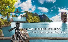 Phone Tripod, Avaspot <b>Portable and Adjustable</b> Flexible: Amazon.co ...