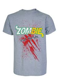 <b>Zombies Eat Flesh T</b>-Shirt