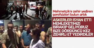 Manisa'da 500 asker hastaneye kaldı