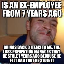 Good Guy Theif - Good Guy Greg meme on Memegen via Relatably.com
