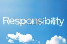 Resultado de imagen para la responsabilidad