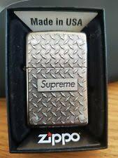 Коллекционные <b>зажигалки Zippo</b> (Зиппо) Supreme — купить c ...