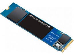 <b>Твердотельный накопитель Western Digital</b> Blue SN550 250Gb ...