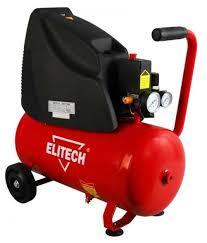<b>Компрессор</b> безмасляный <b>ELITECH КПБ 190/24</b>+<b>4К</b>, 24 л, 1.5 кВт ...