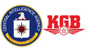 Resultado de imagen de KGB Y LA CIA
