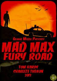 mad max fury road poster के लिए चित्र परिणाम