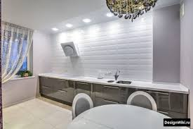 <b>Кухня</b> Без Верхних Шкафов: 118 фото и 5 нюансов дизайна + Идеи