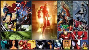 wolverine spider man captain america thor iron man dc comics marvel comics superman supergirl batman wonder woman rogue character hulk batman superman iron man