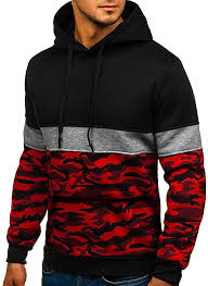 Buy certainPL Hooded Sweatshirt for <b>Men</b>, <b>Fashion Mens Casual</b> ...