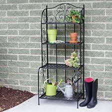 Amazon.com: $200 & Above - Racks / Plant Container Accessories ...